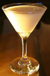 Absinthe Dessert Cocktail