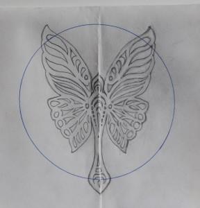 Mariposa Absinthe spoon