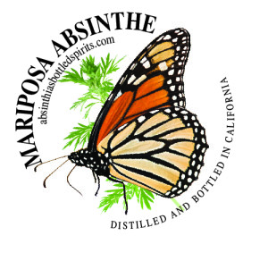 Mariposa Absinthe by Absinthia's Bottled Spirits, LLC