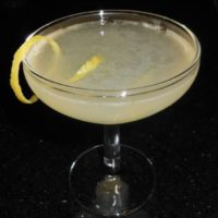 Sunflower Cocktail