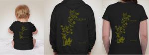 Absinthia's Absinthe hoodies, women's tees, and baby onesies