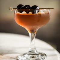Cocktail a la Louisiane