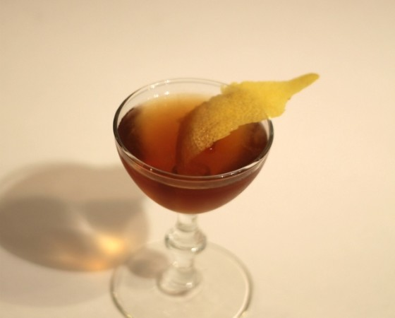 Sherman Cocktail