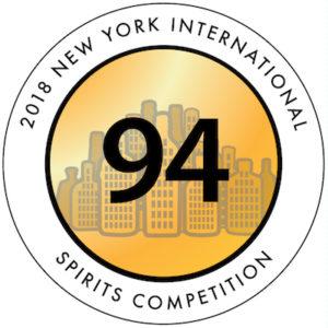 2018 New York International Spirits Competition
