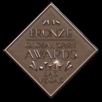 Global Spirits Award 2018 Bronze Medal