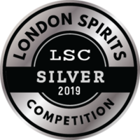 London Spirits Competition Silver Medal 2019