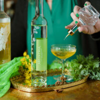 Corpse Reviver #2A – Absinthia's version
